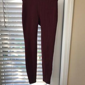 Pants - Red Leggings